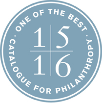 Catalogue for Philanthropy 2015-16